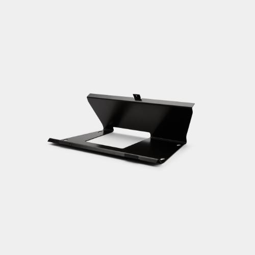 desk mount for video monitor station