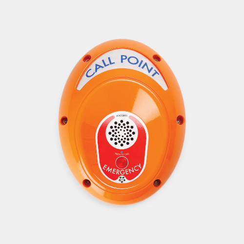 standalone analogue emergency help point unit, direct dial