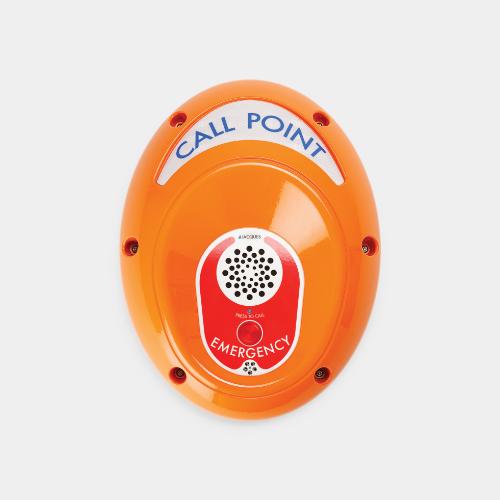 emergency help point unit, 1 button