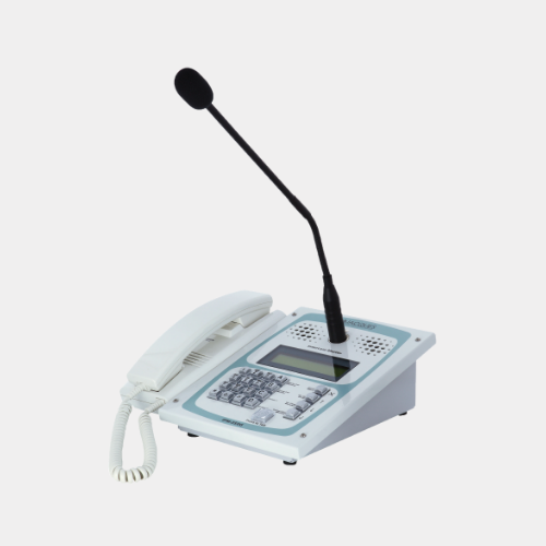 IP master station for 550 system