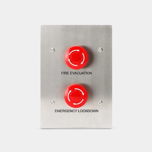 Emergency And Evacuation Panels, School Lockdown