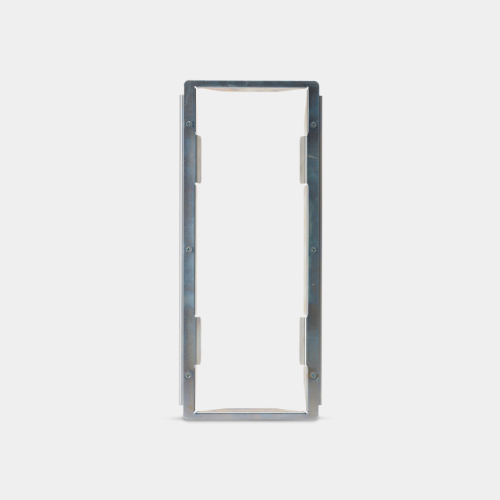 plasterboard mount for clean room intercom
