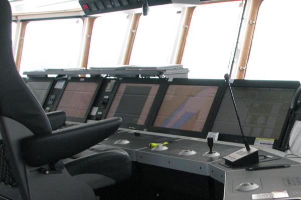 RV Investigator Ship SMI