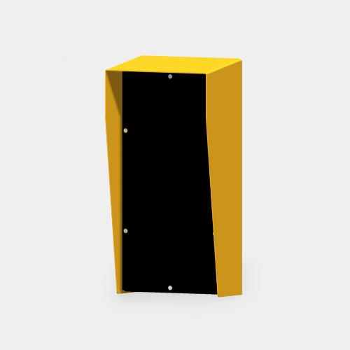yellow rainhood for intercoms