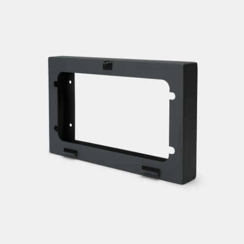 surface mount backbox for VMS-750