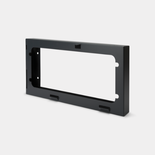 surface mount backbox for VMS-750 with handset