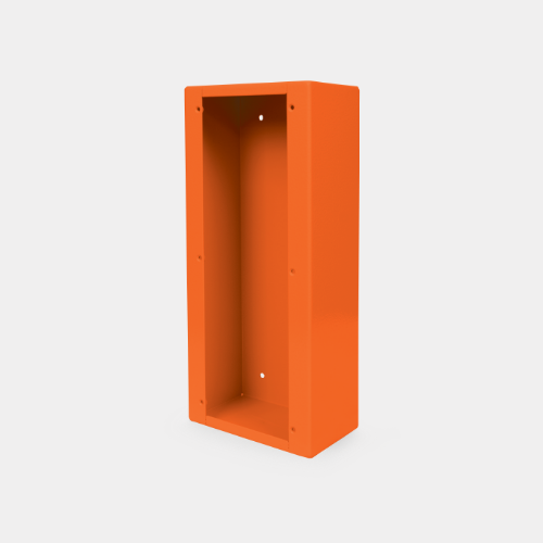Custom Orange Rainhood, VSL-x4x