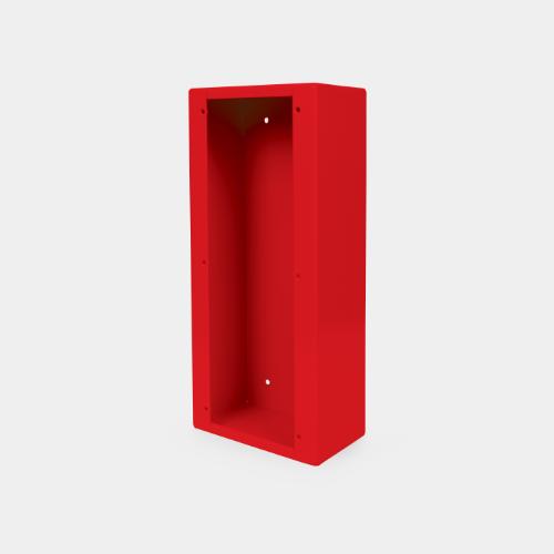 custom red rainhood, VSL-x4x