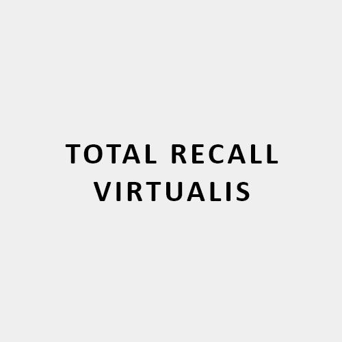 Total Recall Recording For Virtual Environments