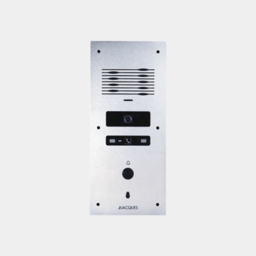 Video Entrance Station, Weather Resistant, 1 Button