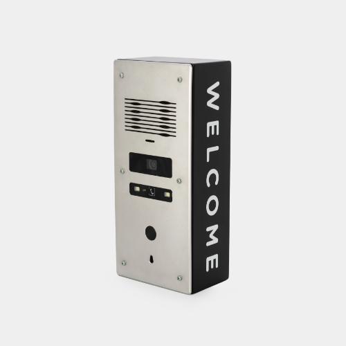 Intercom Backbox With Custom Text