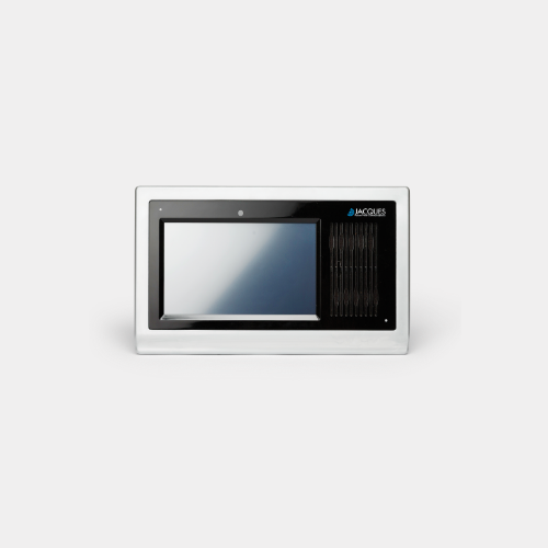Video Monitor Station, touchscreen