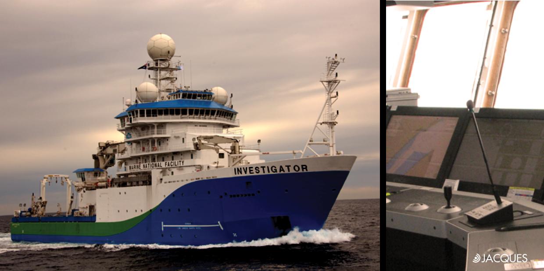 CSIRO Research Vessel