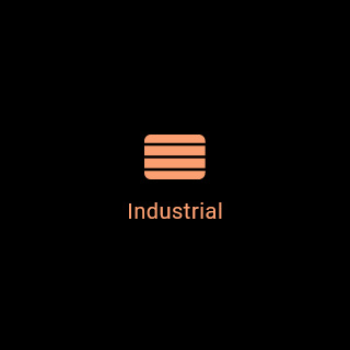 Industrial market icon, Jacques Technologies