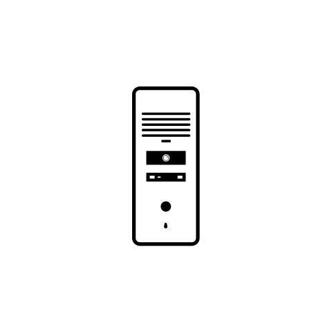 Jacques video intercom system