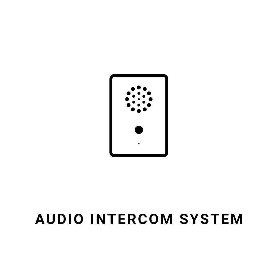 Jacques audio intercom system