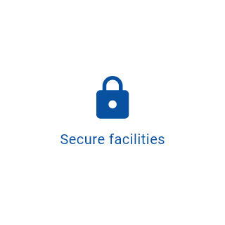 Secure Facilities market icon, Jacques Technologies