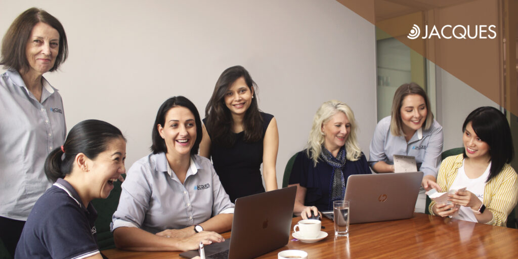 The key departments that drive our business are led by women article banner